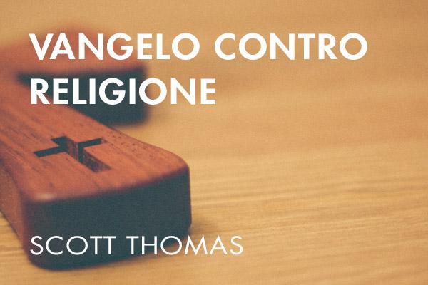 Vangelo contro religione