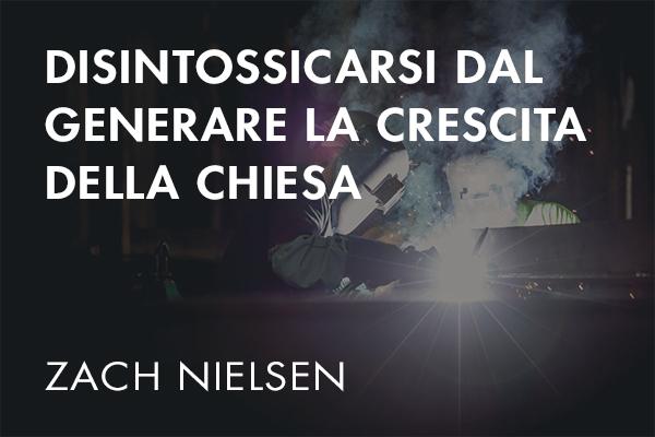 DISINTOSSICARSI DAL GENERARE LA CRESCITA DELLA CHIESA