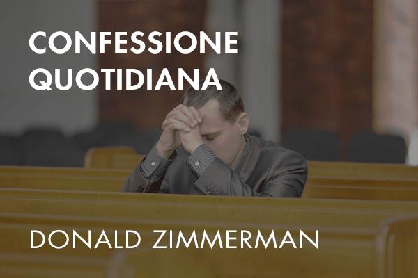 Confessione quotidiana