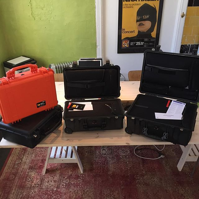 Still haven't got that IEM or  Fly-In Peli for this summers touring? Allways Peli's in stock here. #toursupply #peli #tourlife