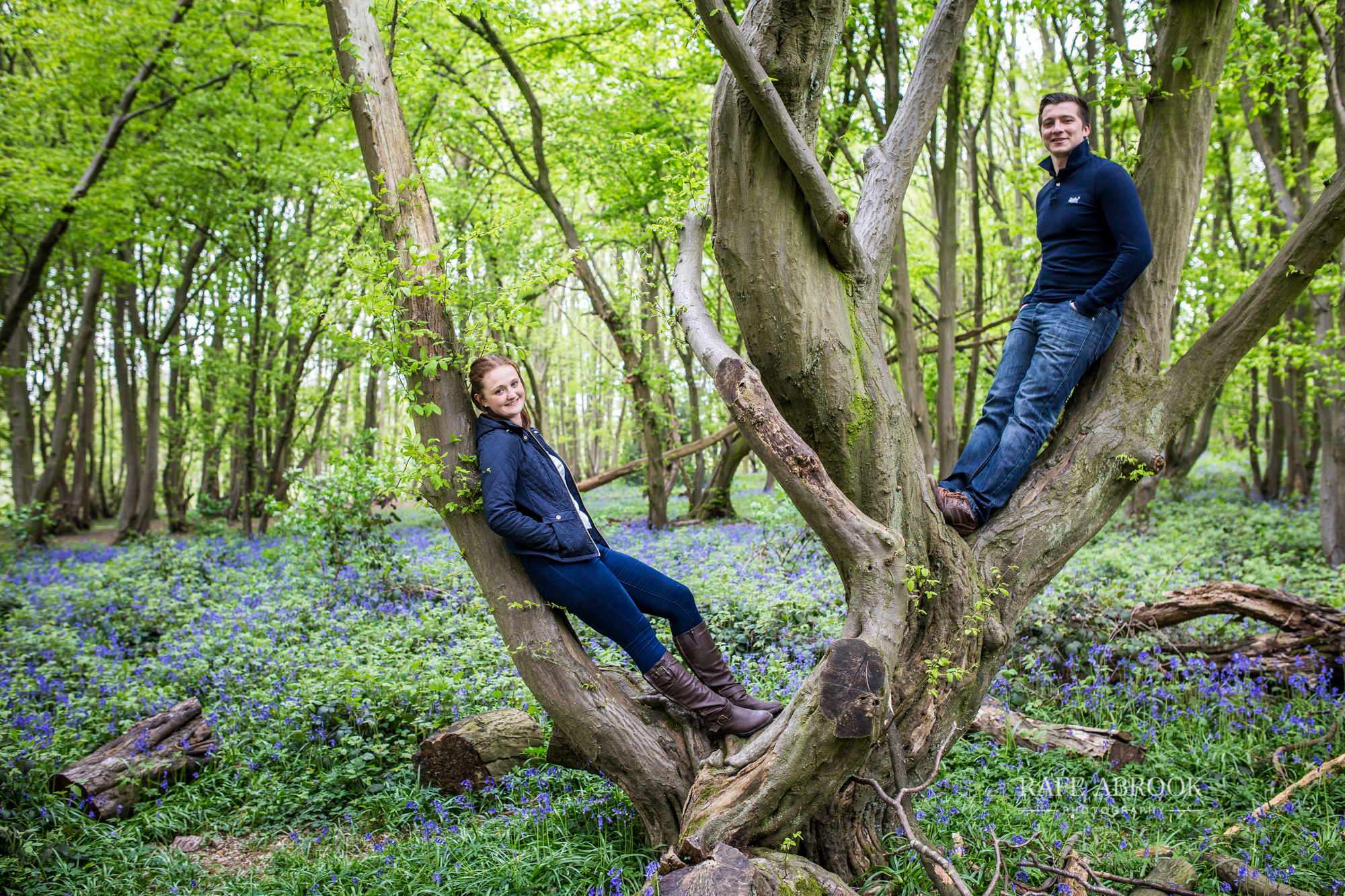 george & amelia heartwood forest st albans hertfordshire engagement shoot-1040.jpg