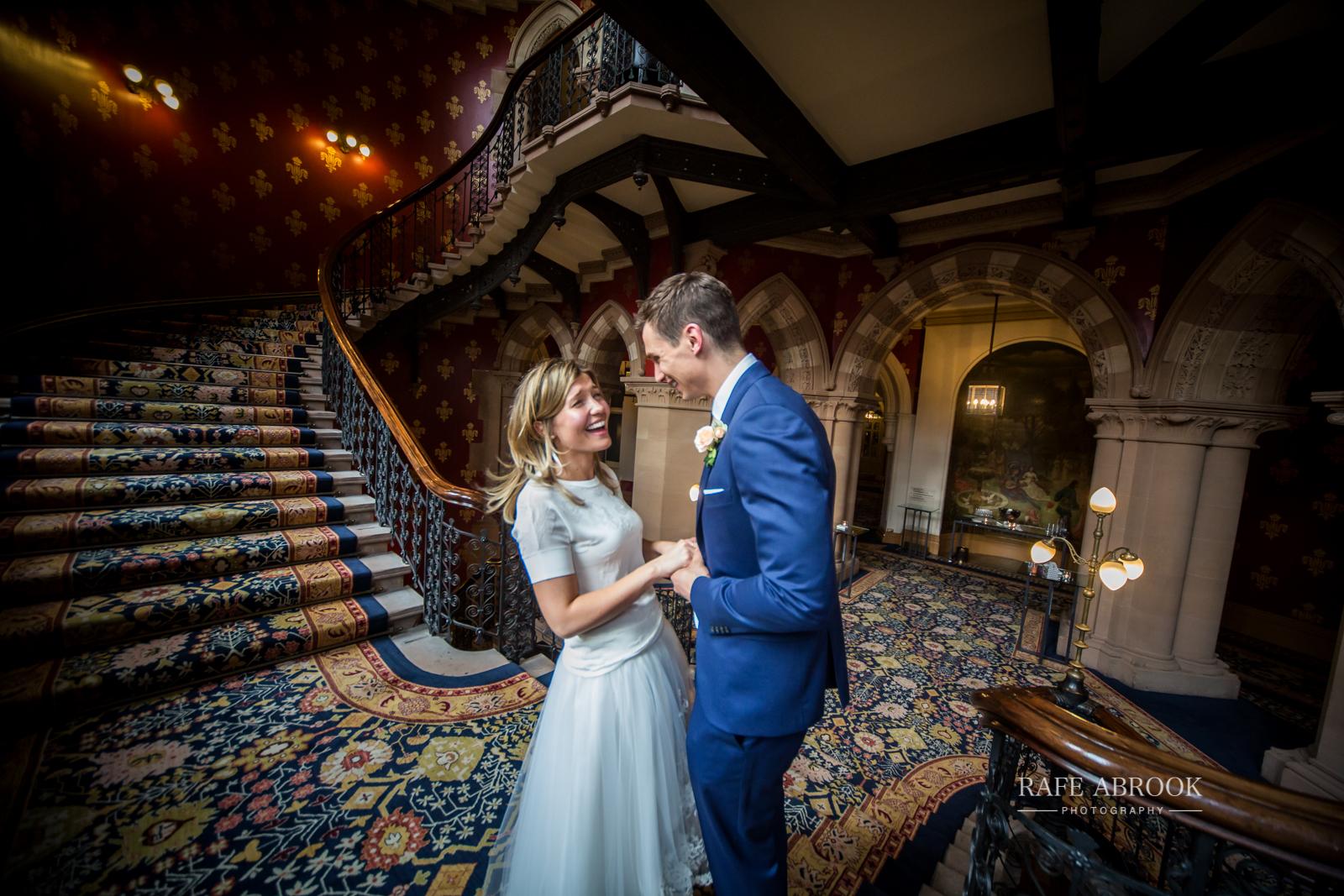 wedding photographer hertfordshire london st pancras renaissance hotel station grand staircase-1177.jpg