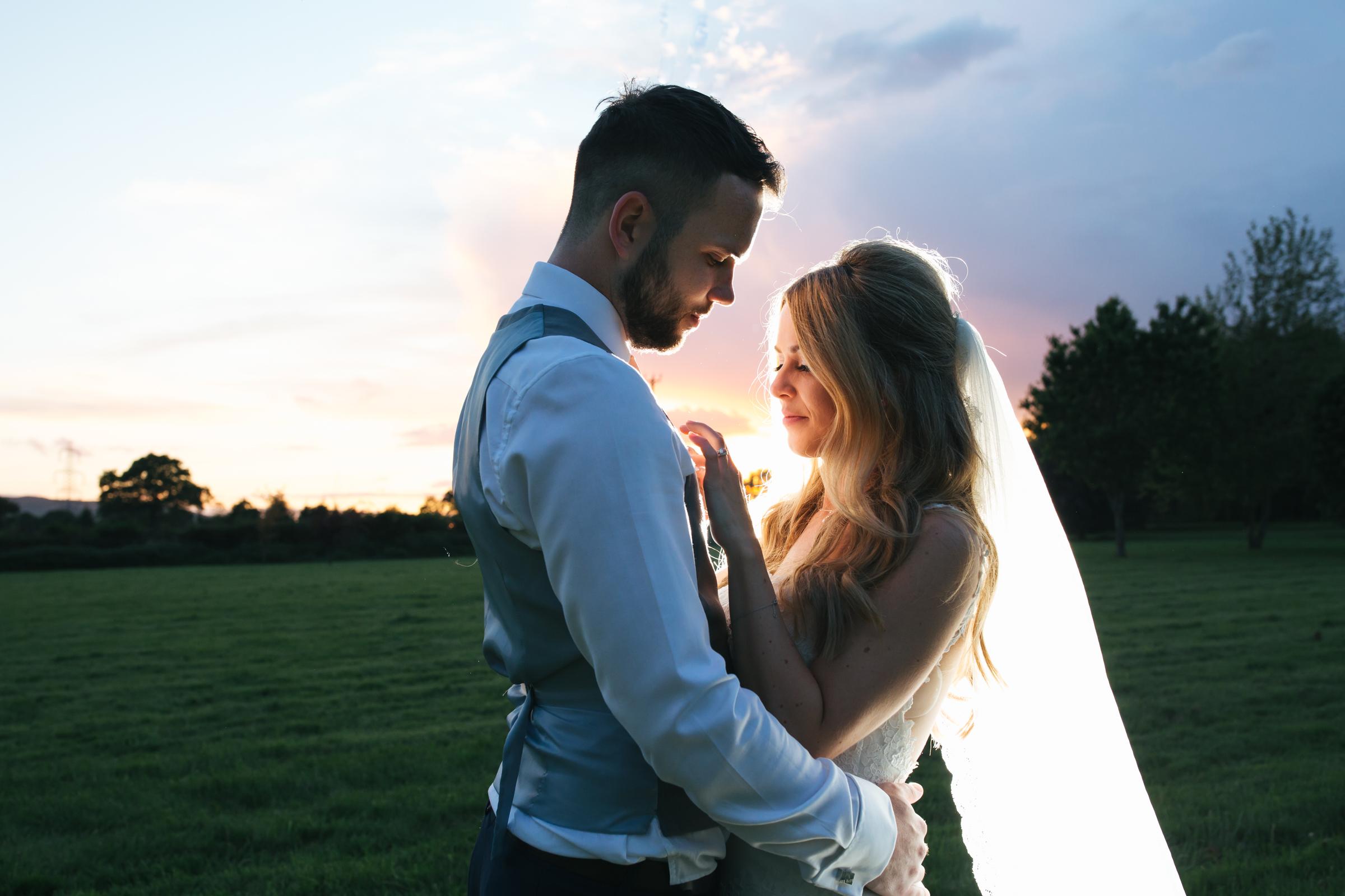 Tithe Barn Wedding - Petersfield