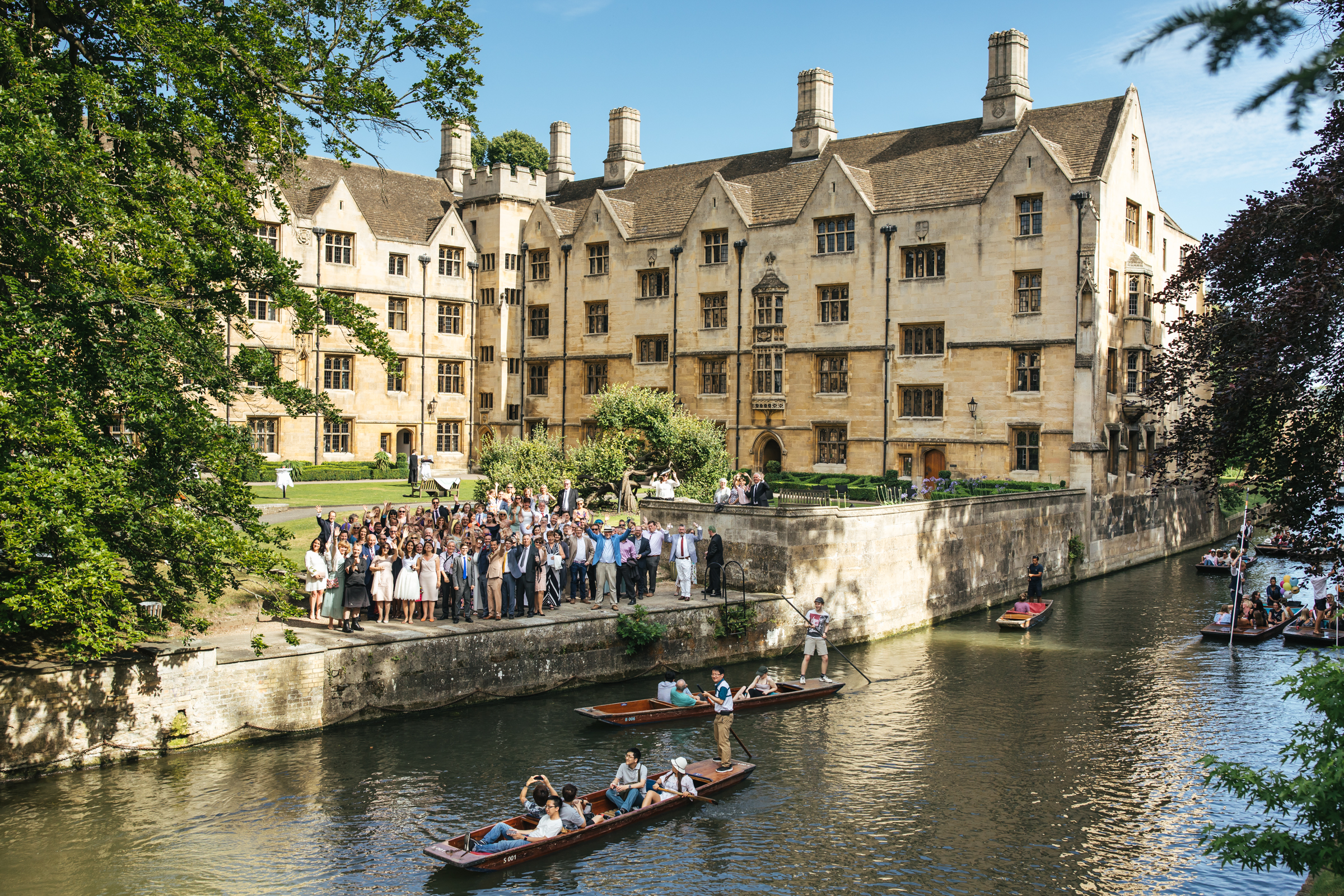Same Sex Wedding at Kings College, Cambridge University