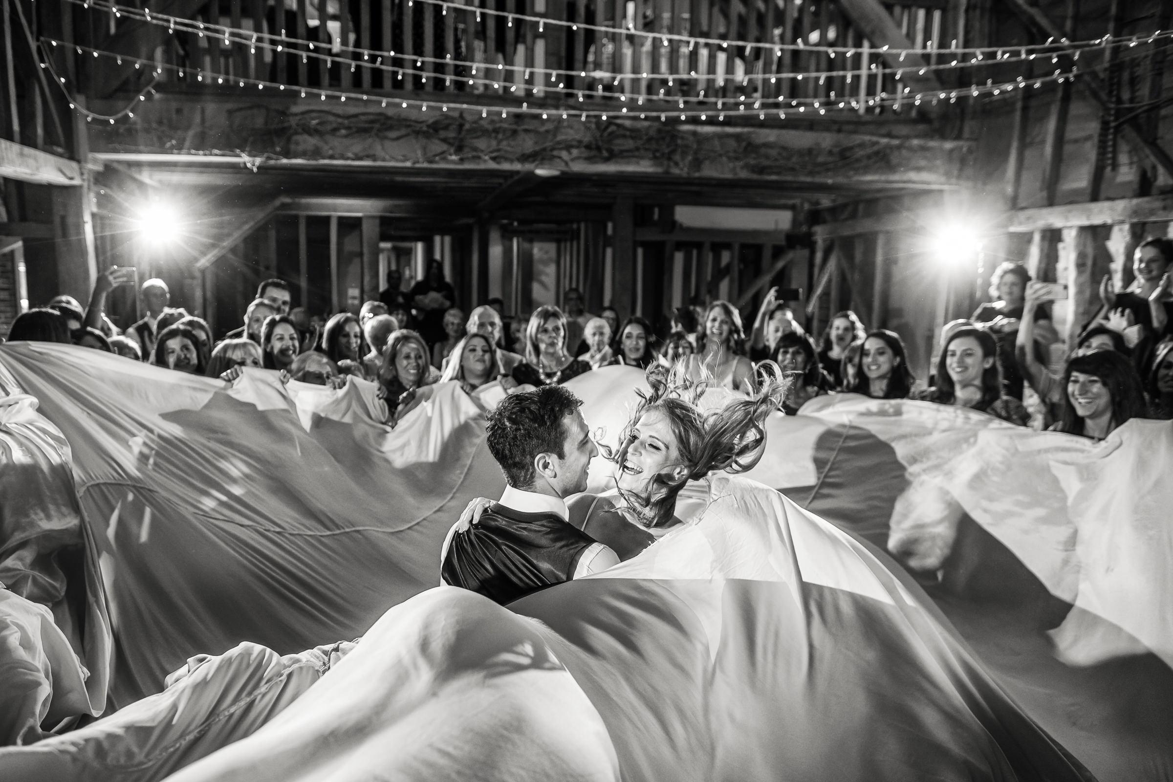Tewin Bury Farm Jewish Wedding