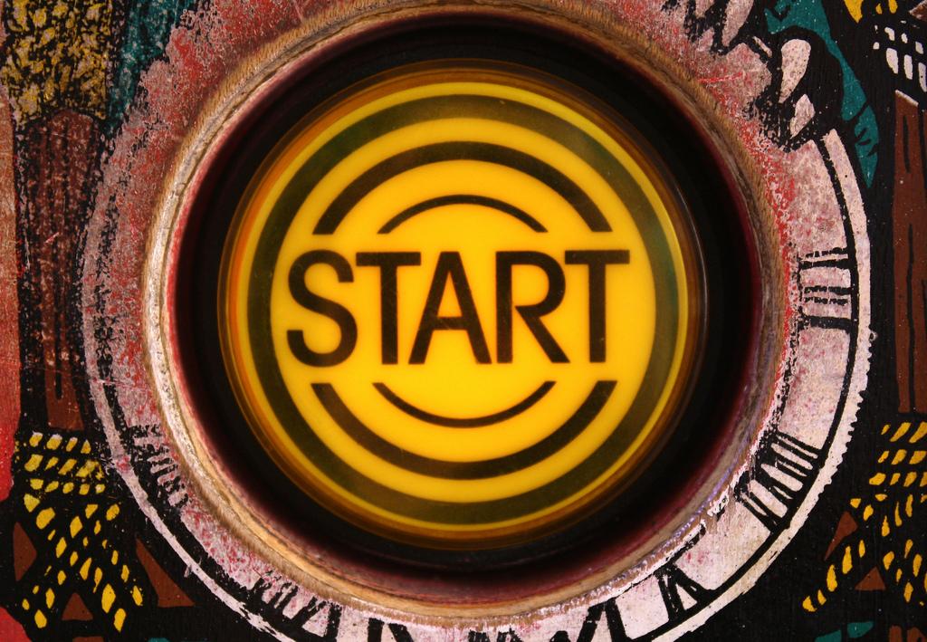 Start  by eko