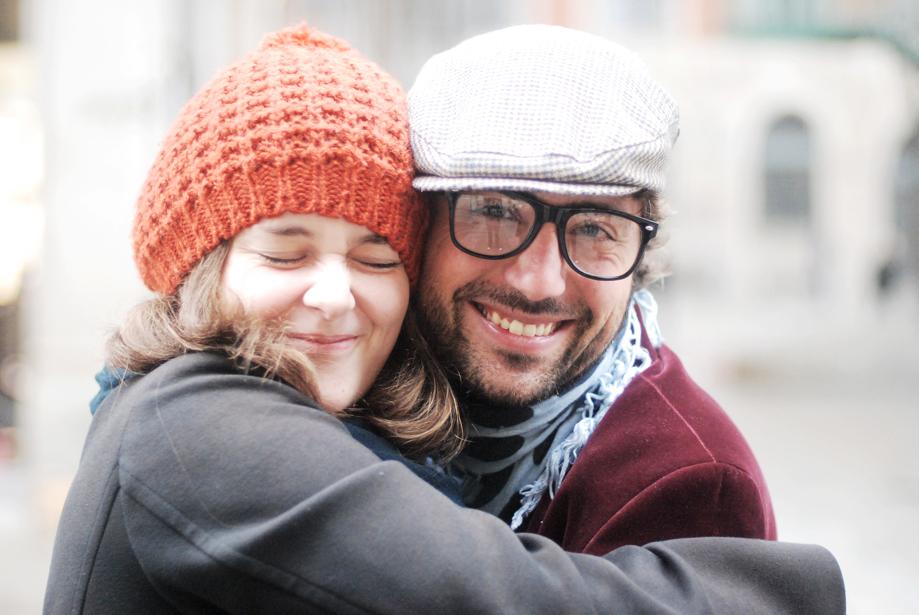 Hug Myself!  by Matteo Parrini