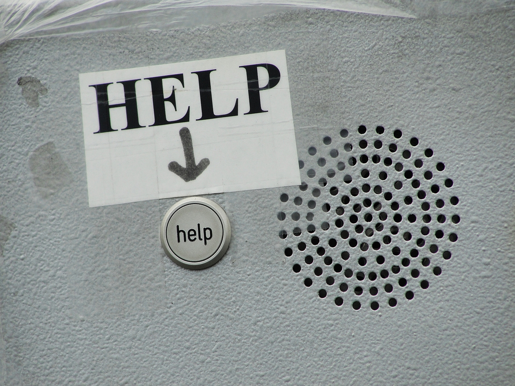 Help  by Patrick