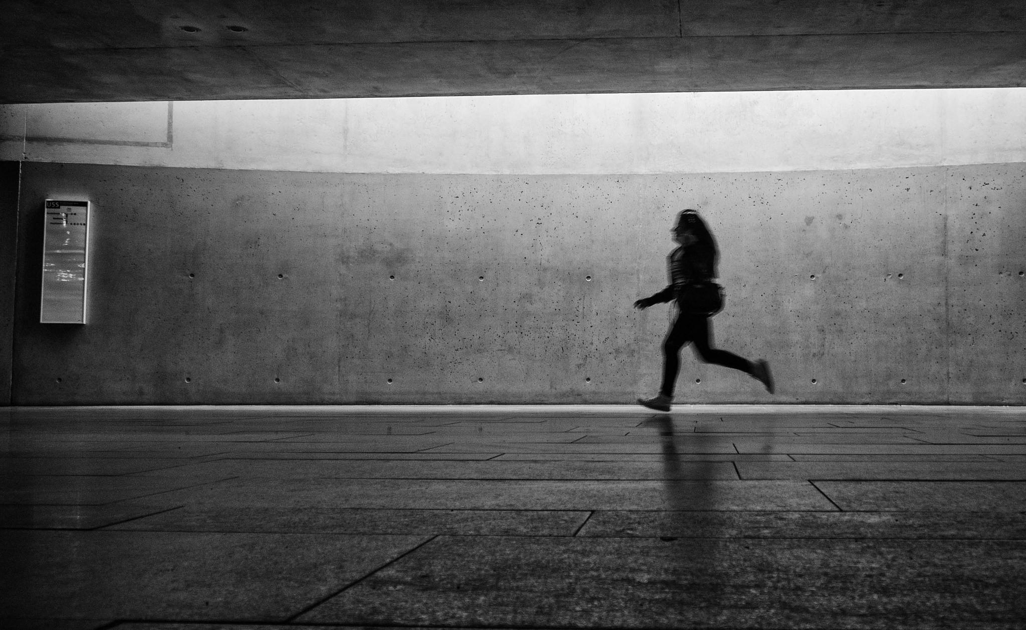 Hurry  by Georgie Pauwels