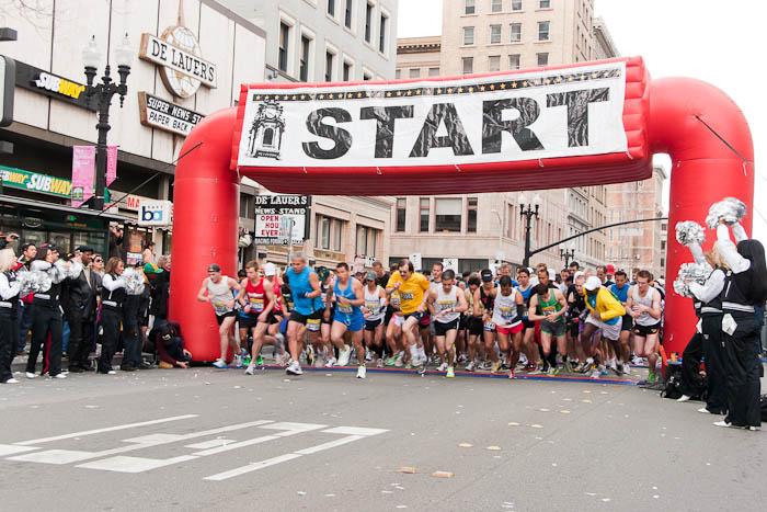 Oakland Running Festival  by Ella Baker Center