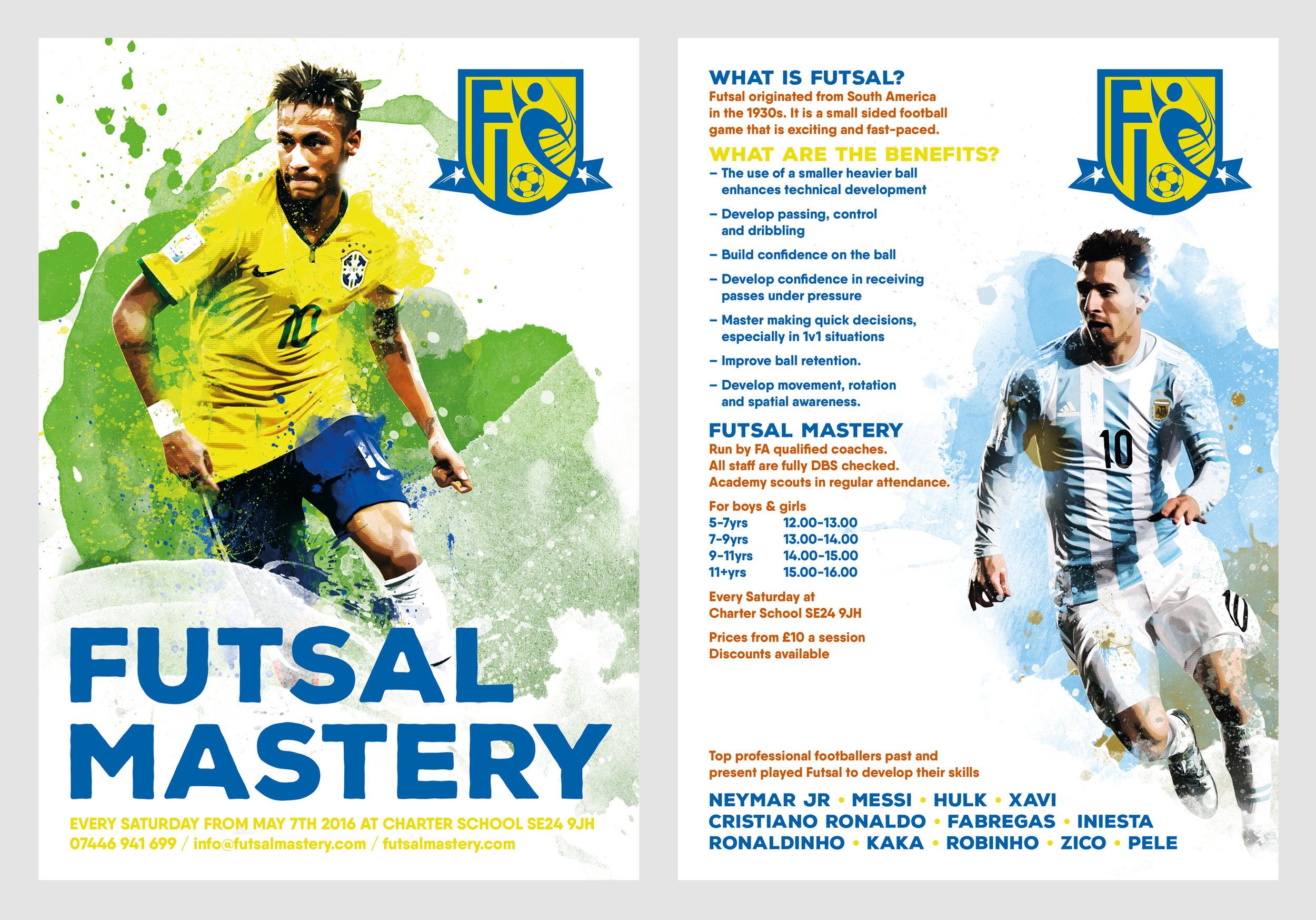 Futsal_Mastery_flyer
