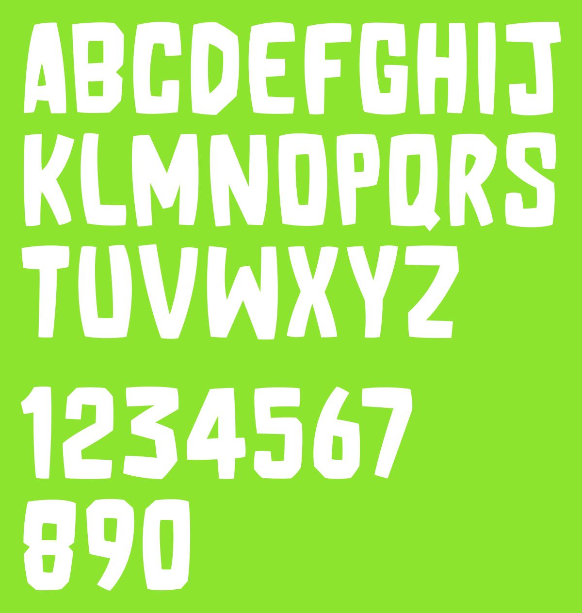 Your_Patch_Alphabet