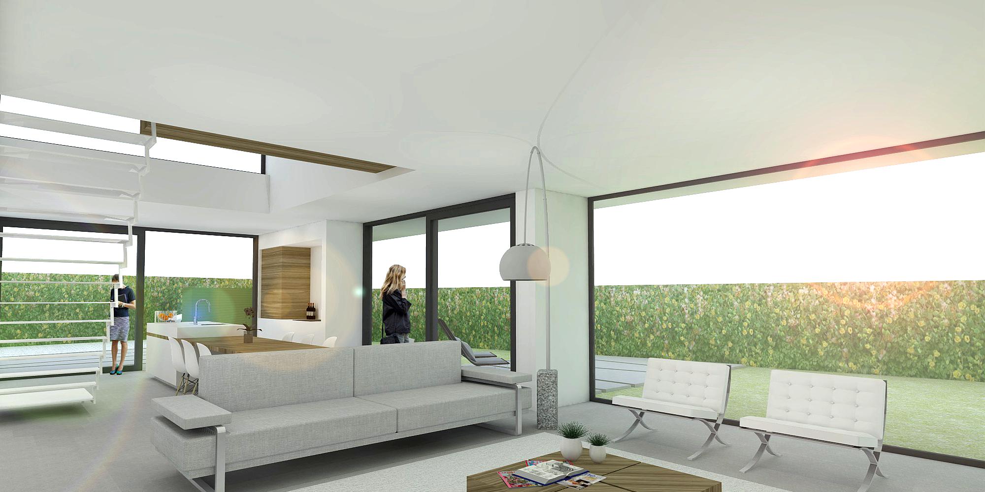 wonen HG | in de rij (3D)