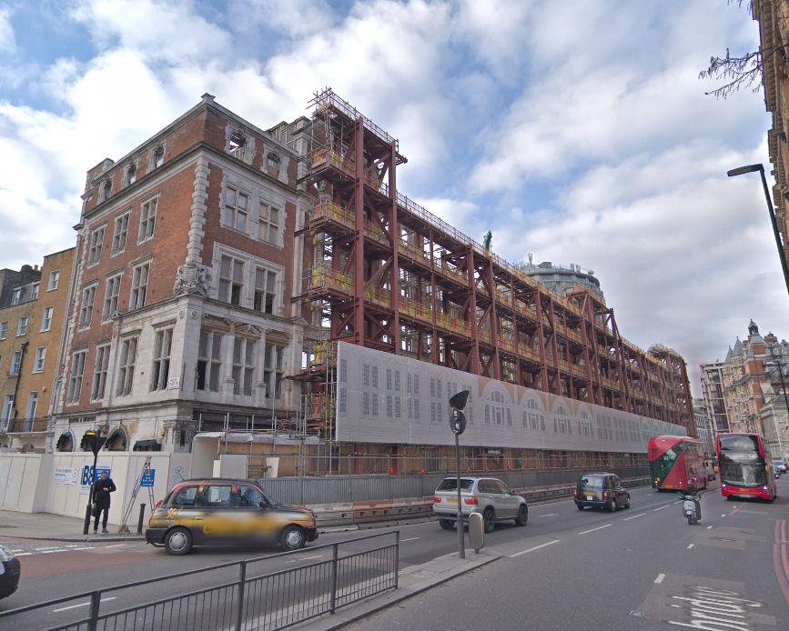 55-91 Knightsbridge, London