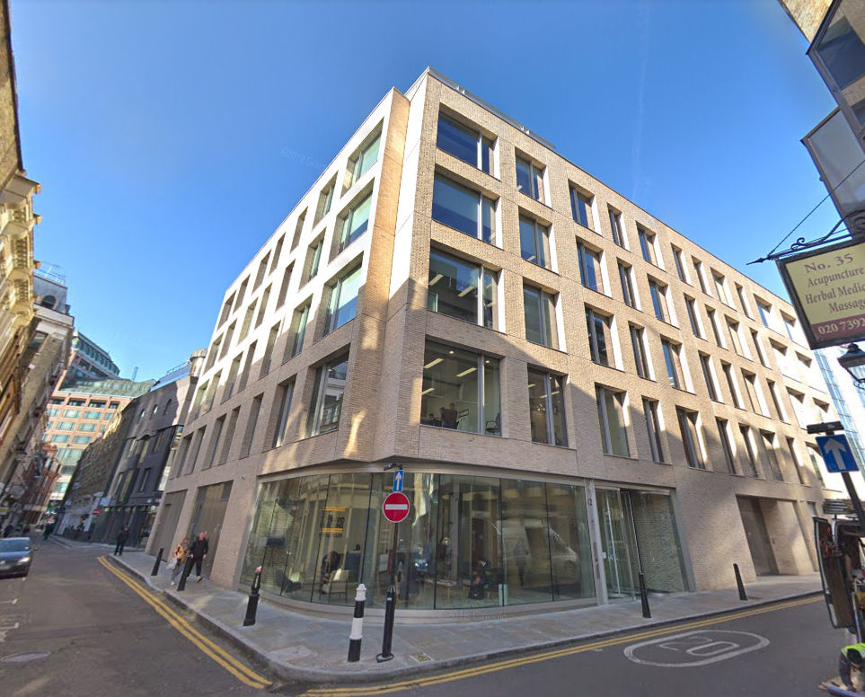 The Steward Building, London