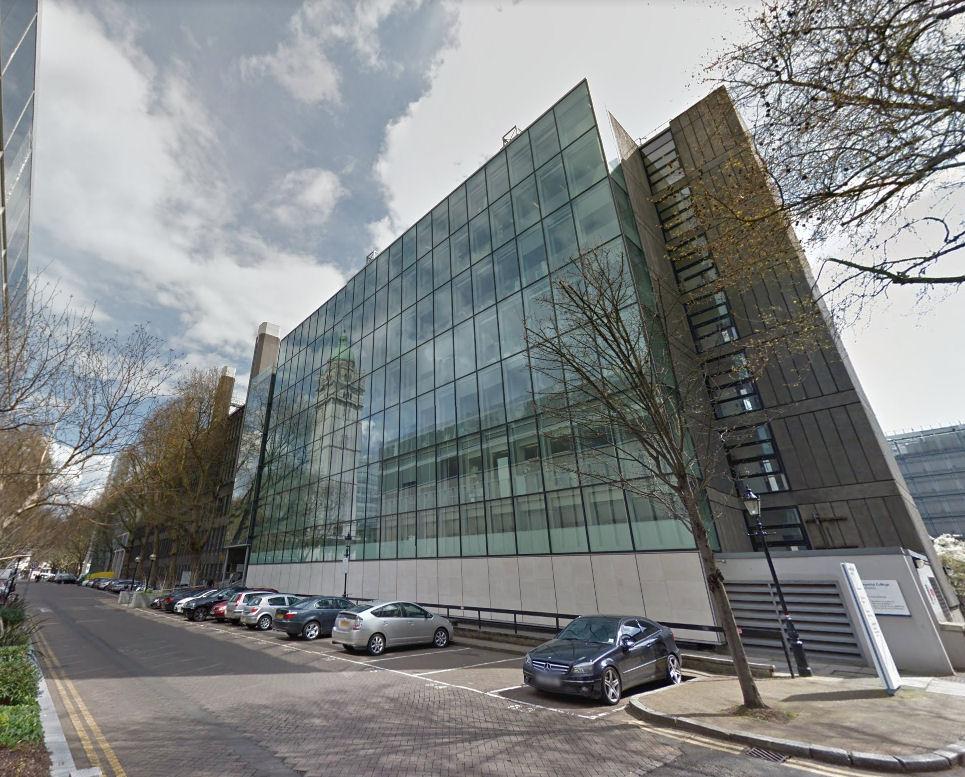 Imperial College Biochemistry, London