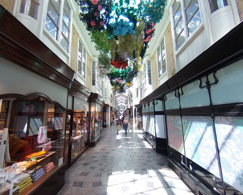 Burlington Arcade, London