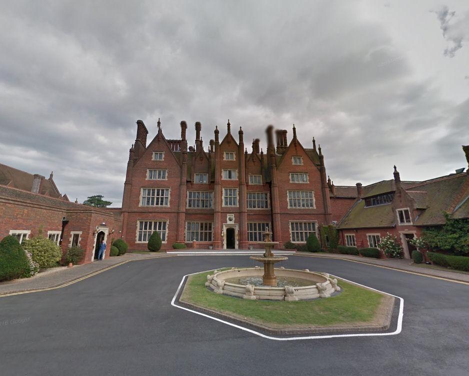 Dunston Hall Hotel, Norwich