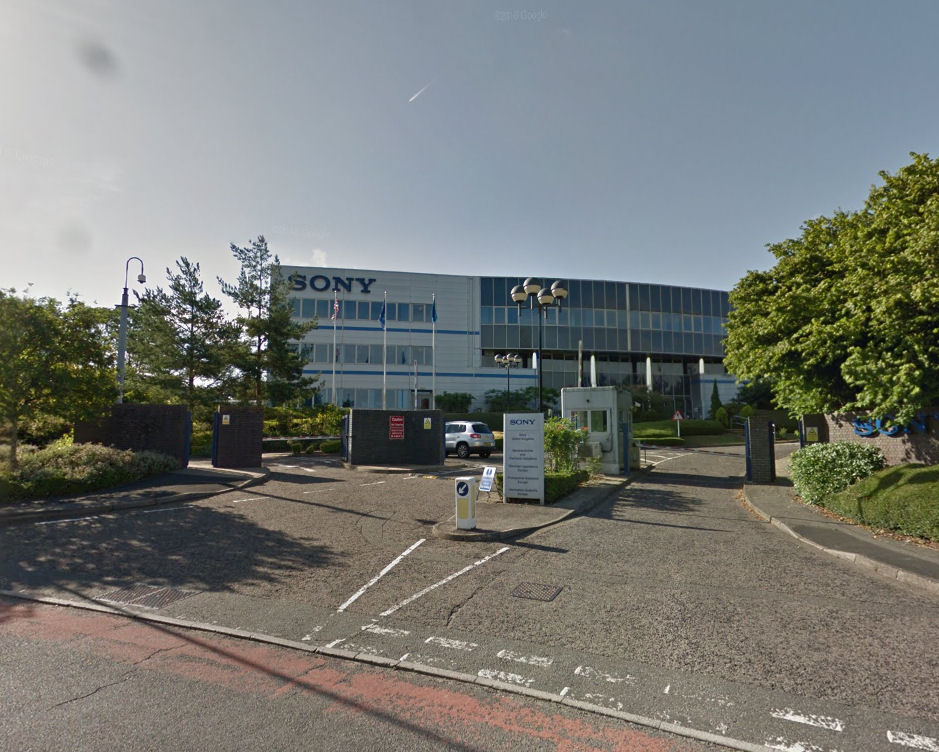 Sony European Data Centre, Basingstoke