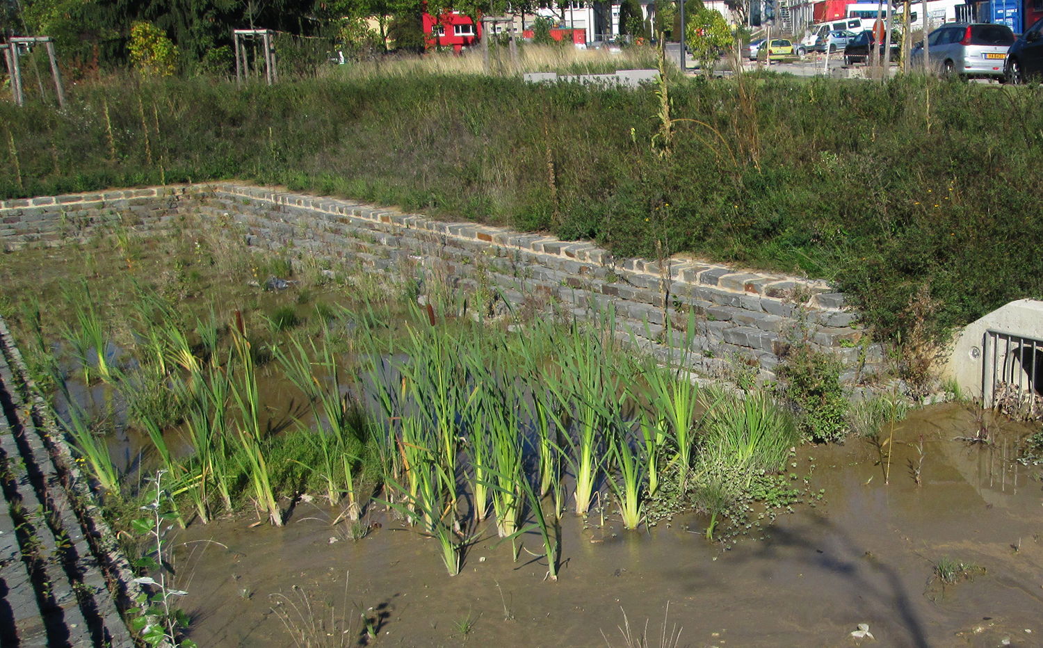 Stormwater management, JdL