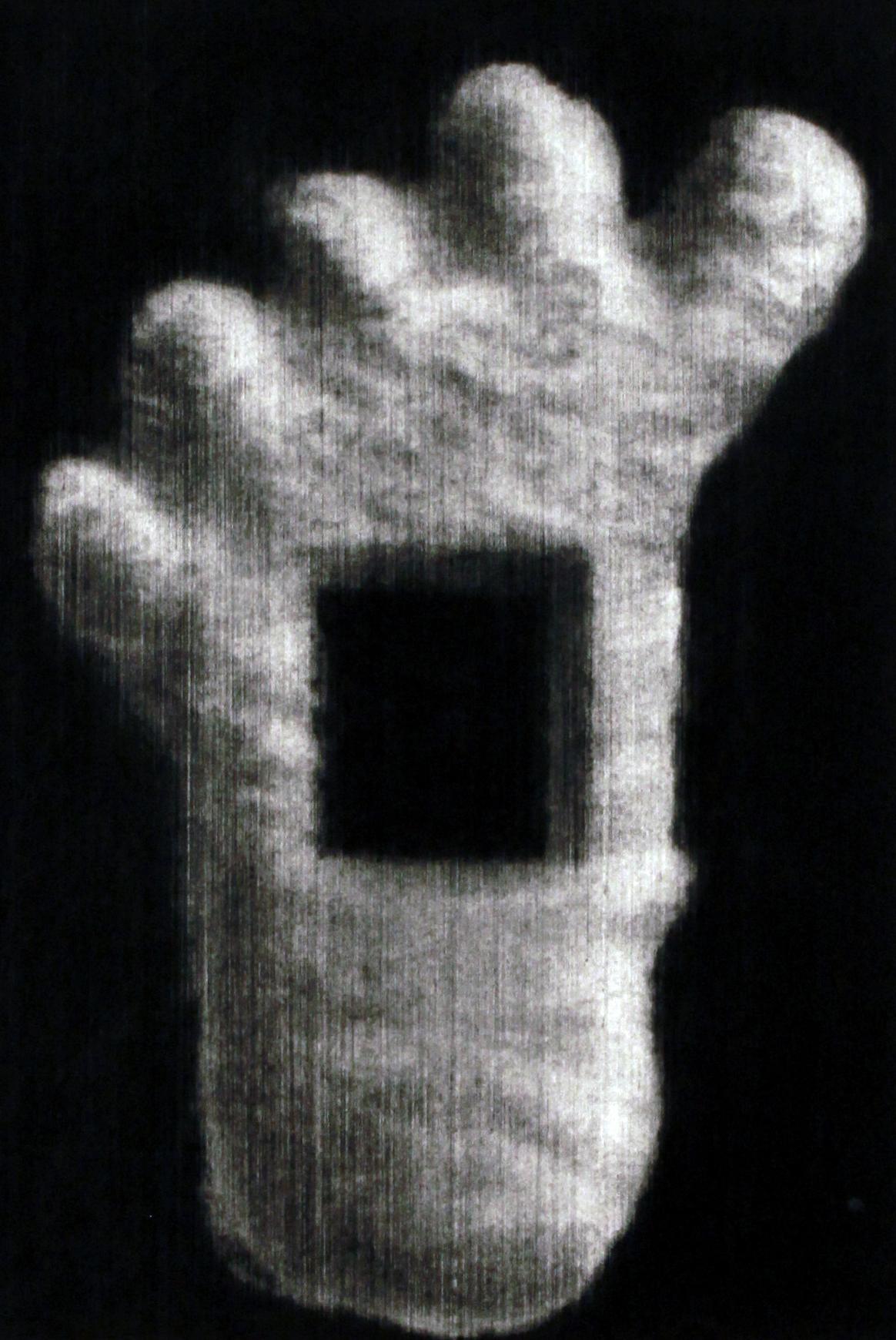 Plug II . 2014/15. charcoal on paper. 82x67cm