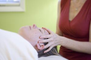 Cranio-sacral Therapy Technique