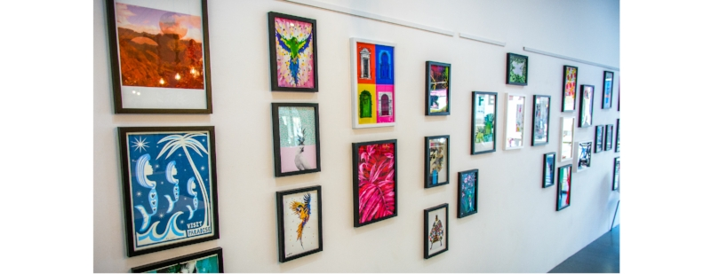 Pre-exhibition show