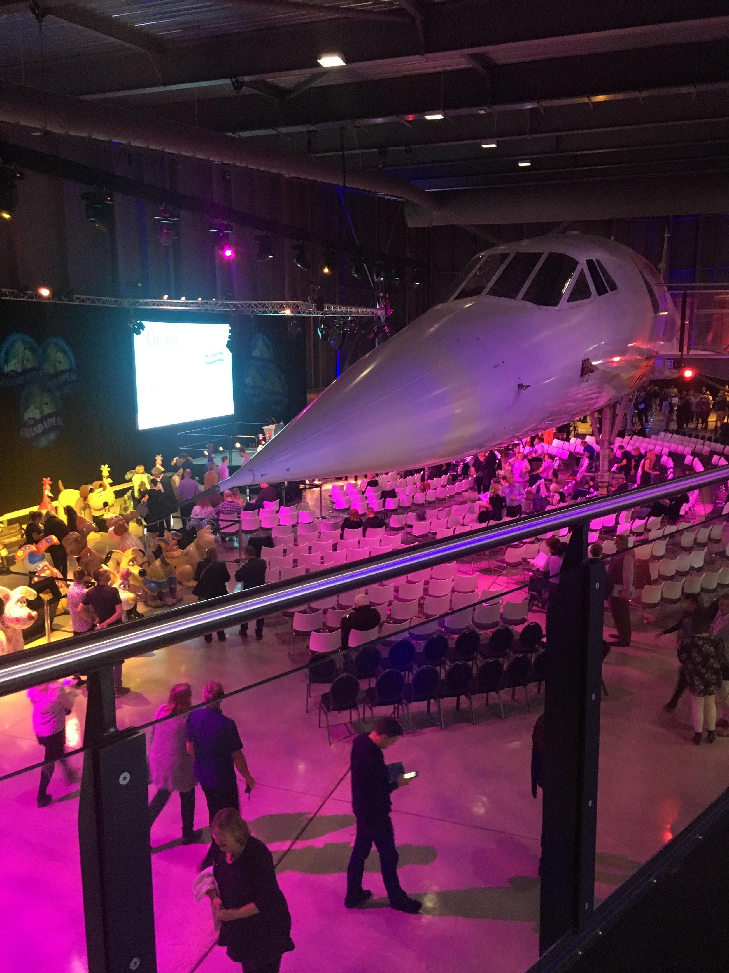Aerospace Bristol - Concorde Museum