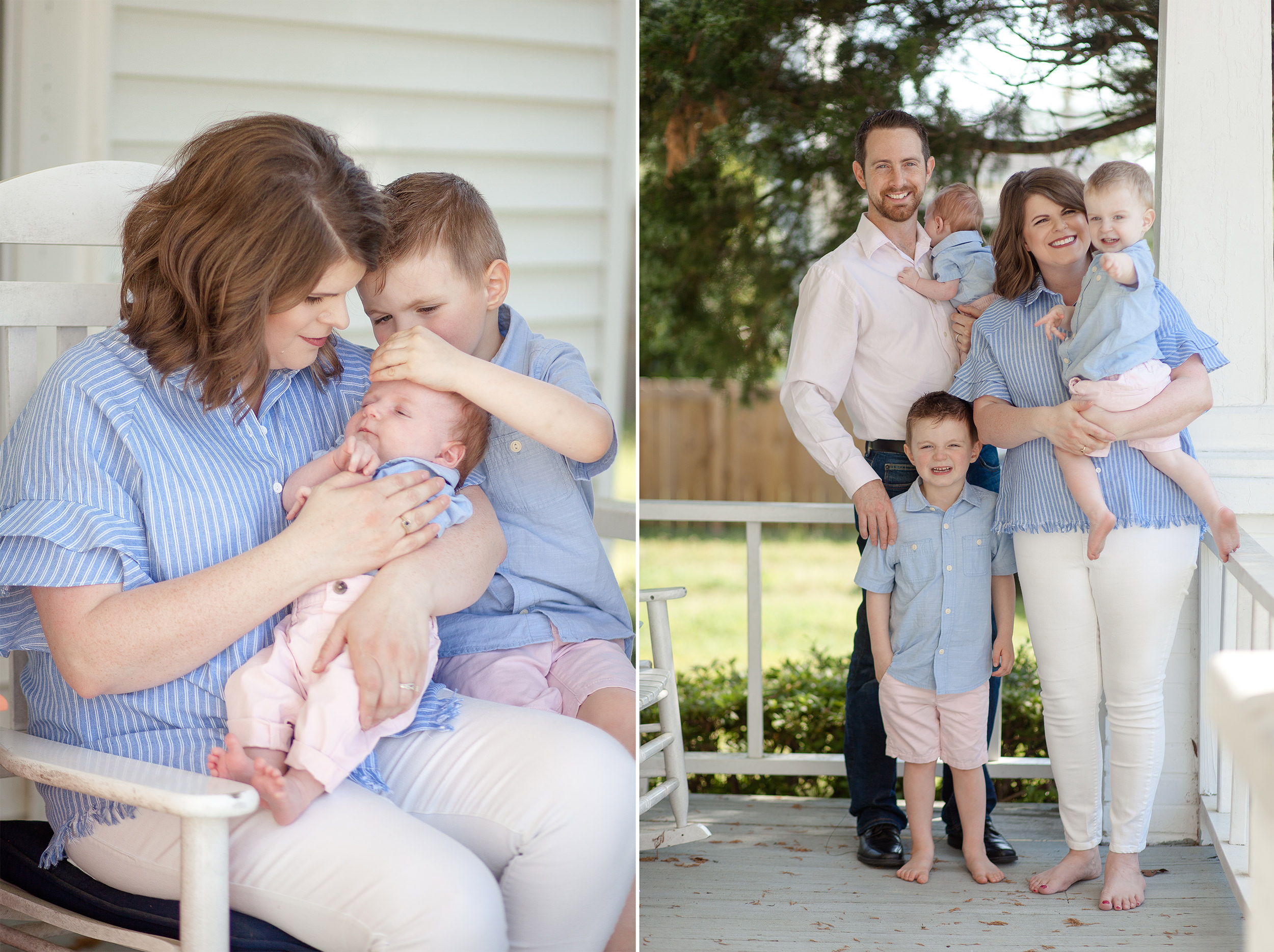 Sarah Mesa Photography | Augusta Family and Portrait Photographer