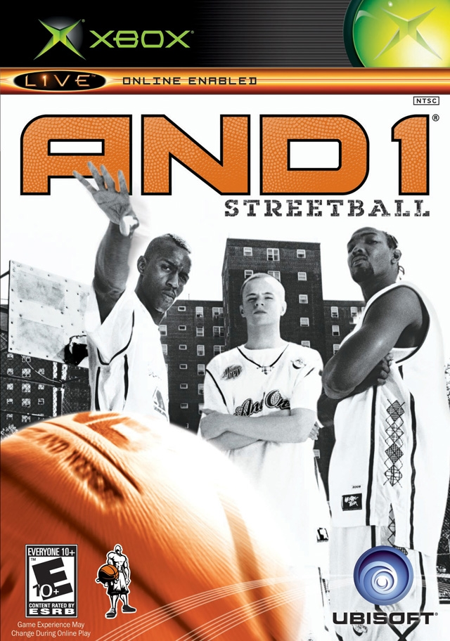 AND1 (OPENING CINEMATIC)