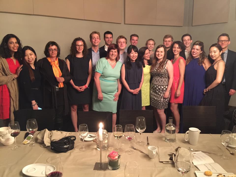 MEPP Graduation dinner