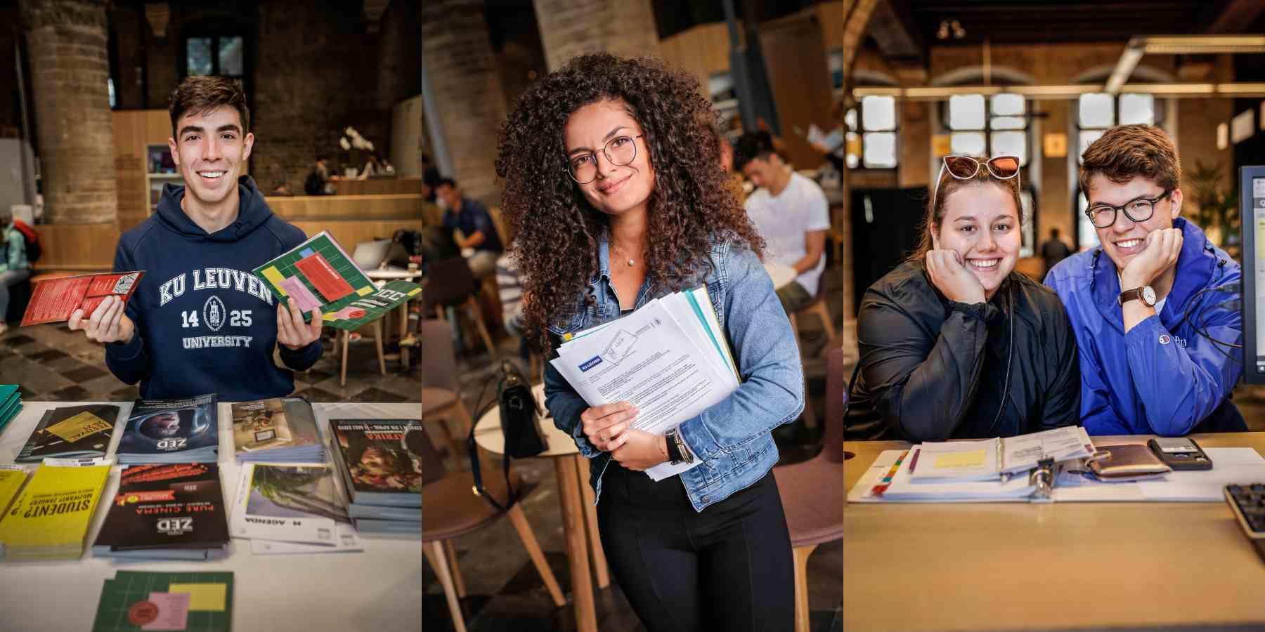 Izabela and Ian's passion for international politics led them to KU Leuven.