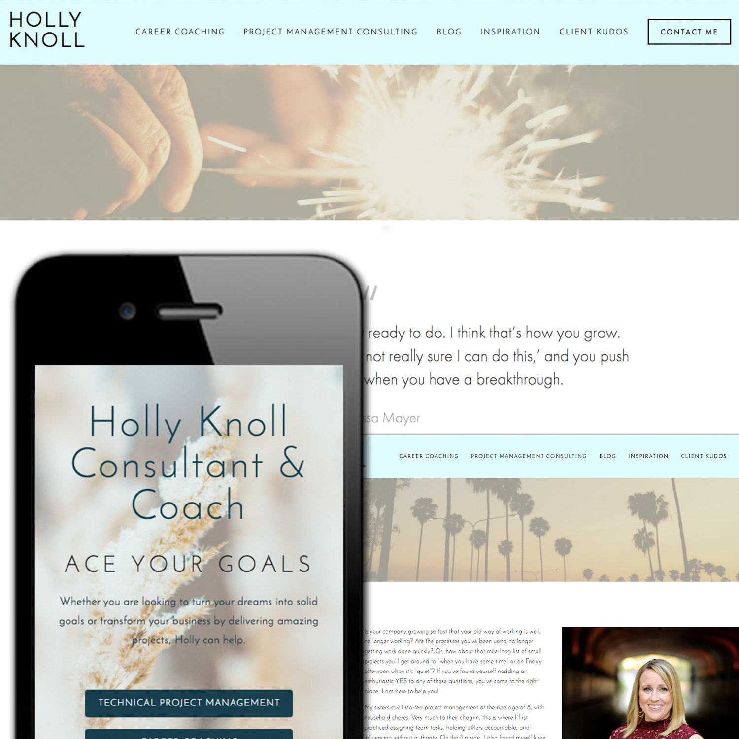 Holly Knoll Consultant & Coach