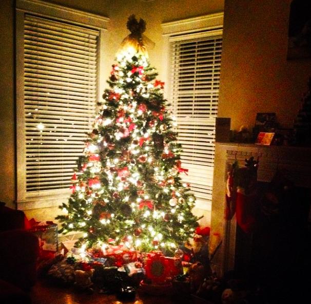 Santa came :)