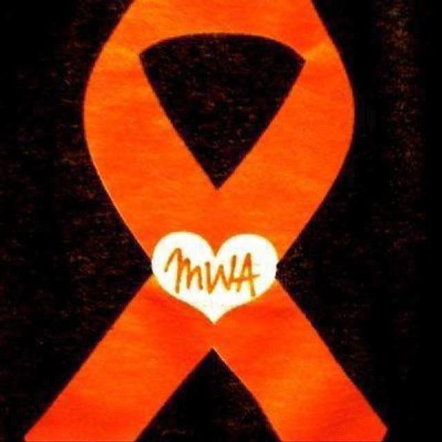 The MWA Army has assembled and we are sending prayers and fighting with you sweet friend.