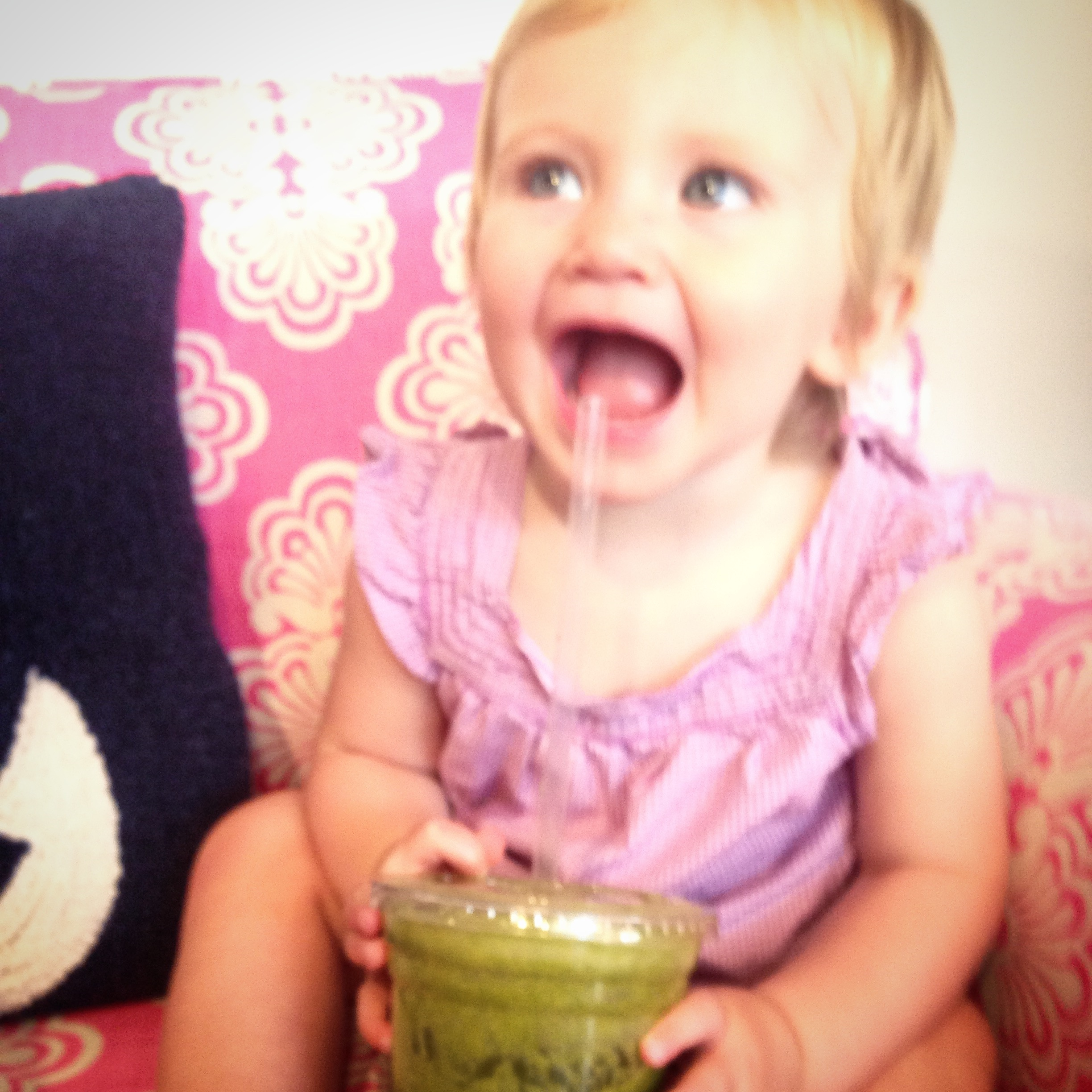 Green juice boosts mood and keeps you young!