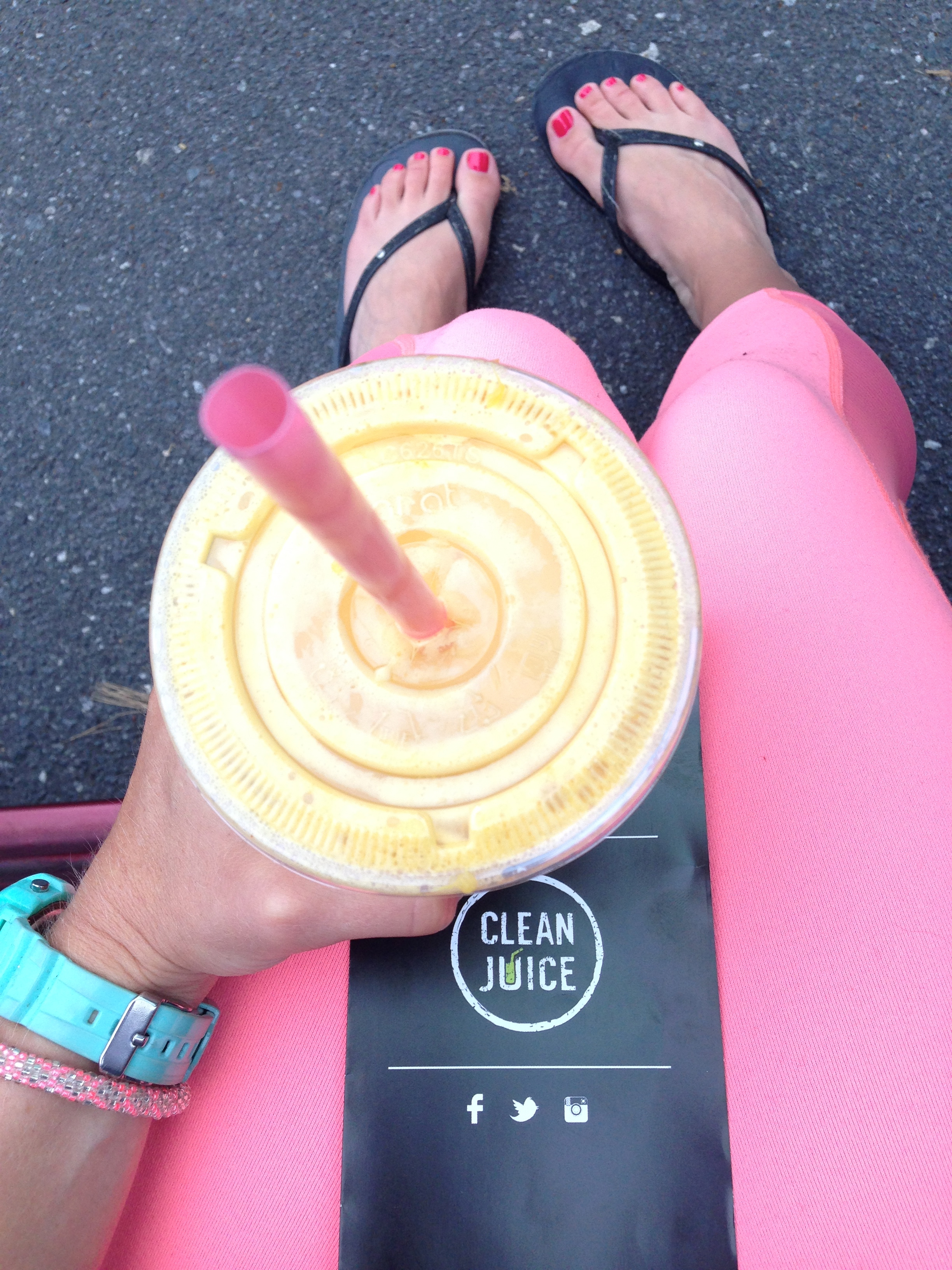 Wake Up Juice add cayenne is the perfect accessory :)