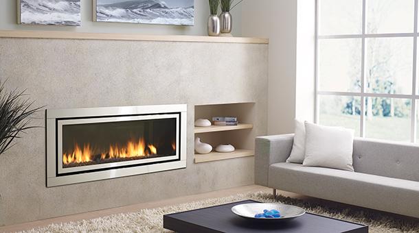 Regency     HZ54E   Lineal Fireplace