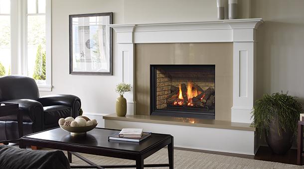 Regency     B36XTCE   Traditional Fireplace