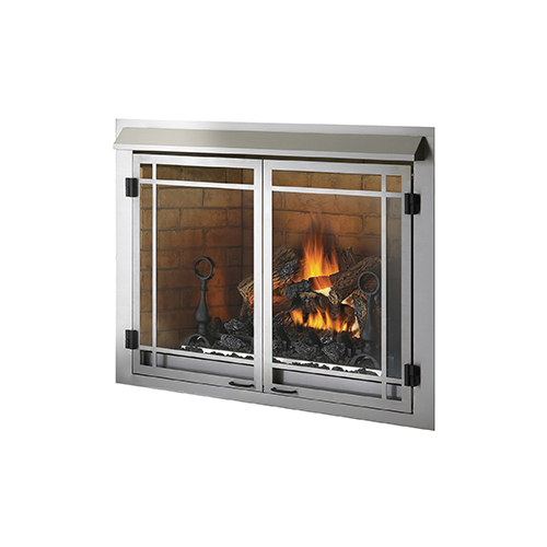 Napolean HSS42   Outdoor Fireplace