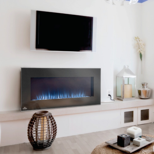 Napolean  Azure   Electric Fireplace