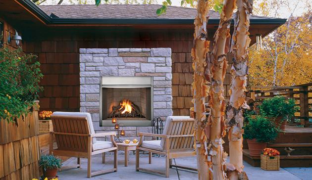 Astria Polaris   Outdoor Fireplace