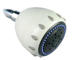 deluxe - 5 spray white