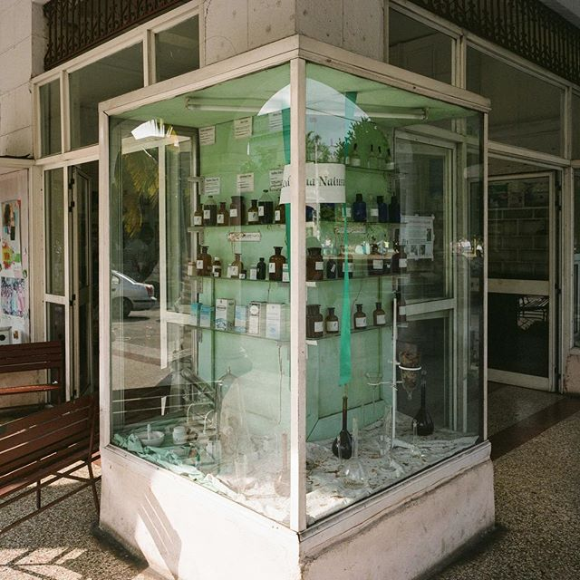 Cuban pharmacy