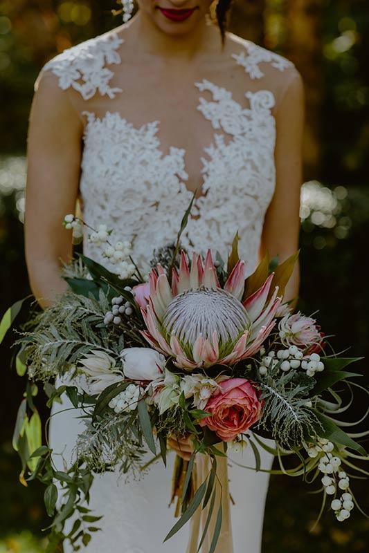 Tia Chang Protea Bouquet - Minka Flowers.jpg