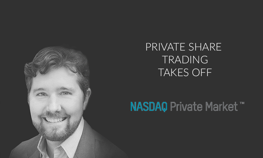 JEFF THOMAS, PRESIDENT, LIQUIDITY SOLUTIONS NASDAQ PRIVATE MARKETS