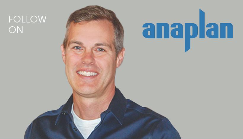 James Budge,<br>CFO Enterprise Planning Software