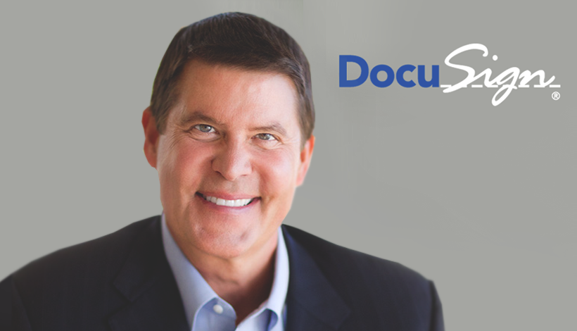 Top 100 Cloud Company<br>Article →<br><br>Keith Krach,<br>CEO Document eSignature Software