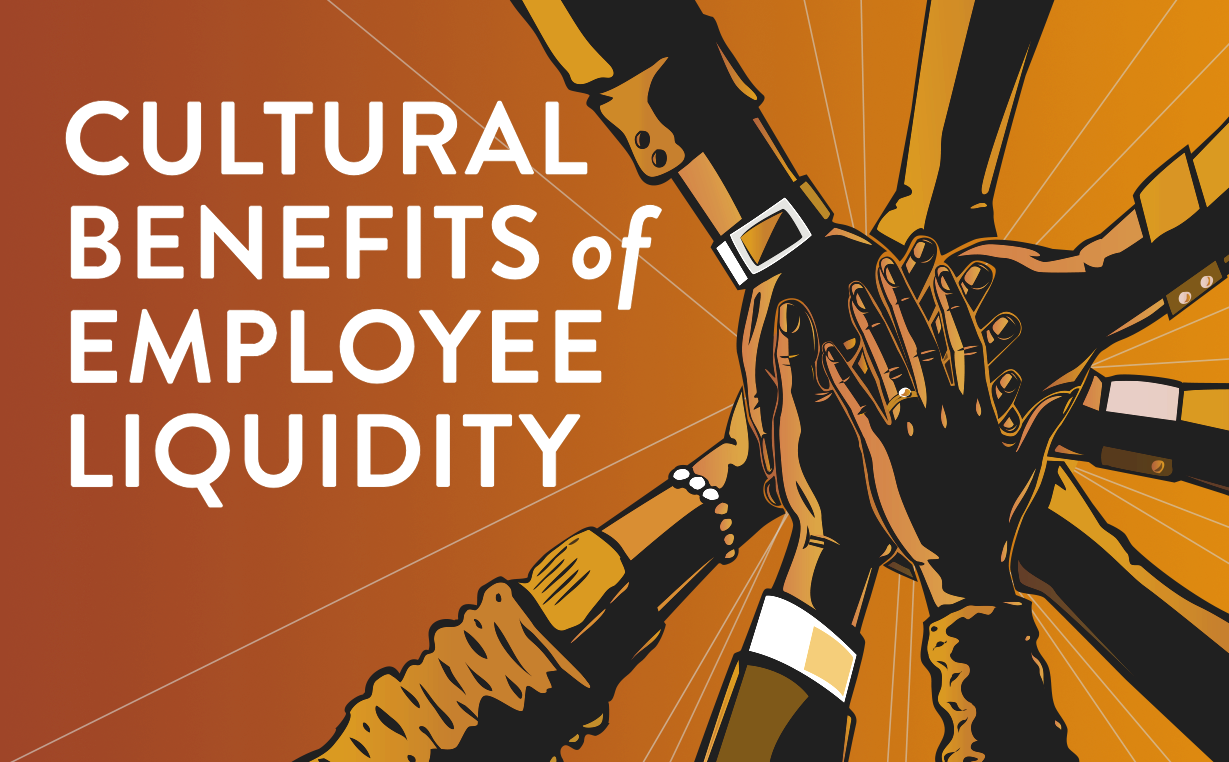 Building Culture Through Tender Offers of Employee Stock Options<br><br>Read →