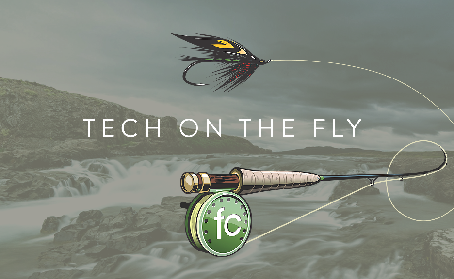 Tech on the Fly<br><br>May 10th-12th (Blue River)<br><br>November 1st-3rd (Klamath River)